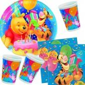 40-teiliges Spar-Set: Winnie Pooh
