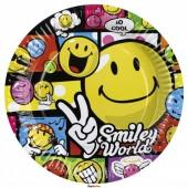 8 Teller Smiley World