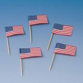 30 Flaggenpicker Amerika / USA