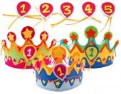 Geburtstagskrone 1-5 Jahre