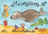 Meerestiere Malbuch