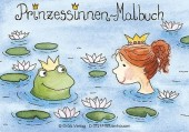 Prinzessinnen Malbuch