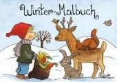 Winter Malbuch