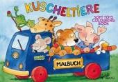 Kuscheltiere Malbuch