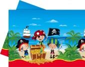 Tischdecke kleiner Pirat