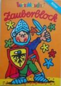 Zauberblock Ritter A8