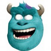 6 Partymasken Monsters University