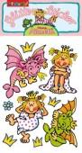 Prinzessin Miabella 2 Glitter Sticker