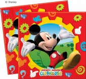 20 Servietten Mickey Mouse Clubhouse