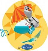 6 Einladungen plus Umschläge Frozen: Olaf - Der Schneemann
