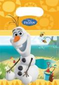 6 Partytüten Frozen: Olaf - Der Schneemann