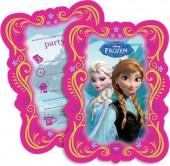 6 Einladungen + Umschläge Die Eiskönigin / Frozen