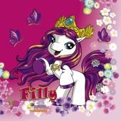 20 Servietten Fairy Filly Redesign