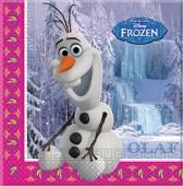 20 Servietten Die Eiskönigin / Frozen 2