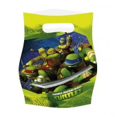 6 Partytüten Teenage Mutant Ninja Turtles