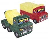 Pinata / Schlagpinata Baustellenfahrzeug